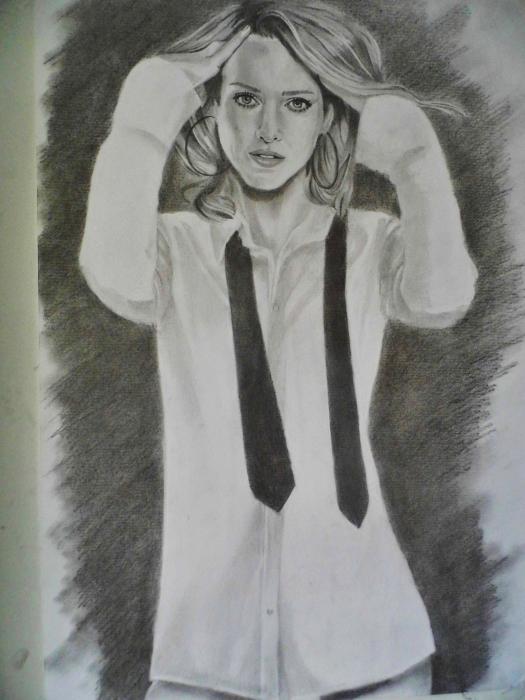 Naomi Watts by missfairy